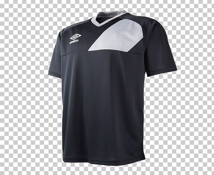 T-shirt Umbro Neckline Clothing PNG, Clipart, Active Shirt, Angle, Black, Brand, Clothing Free PNG Download
