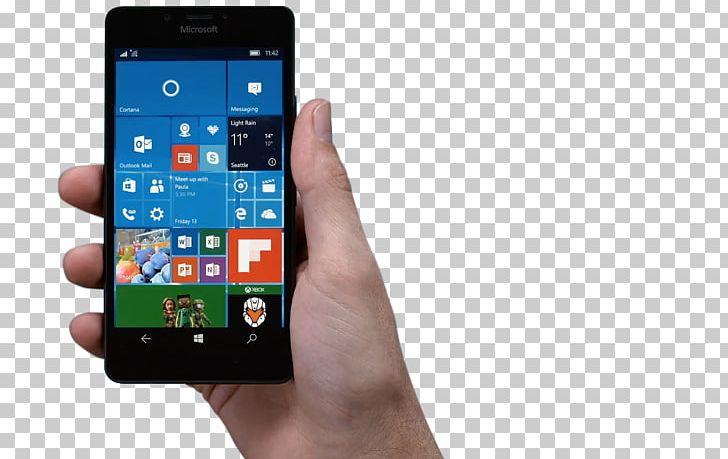 Microsoft Lumia 950 Windows 10 Mobile Windows Phone PNG