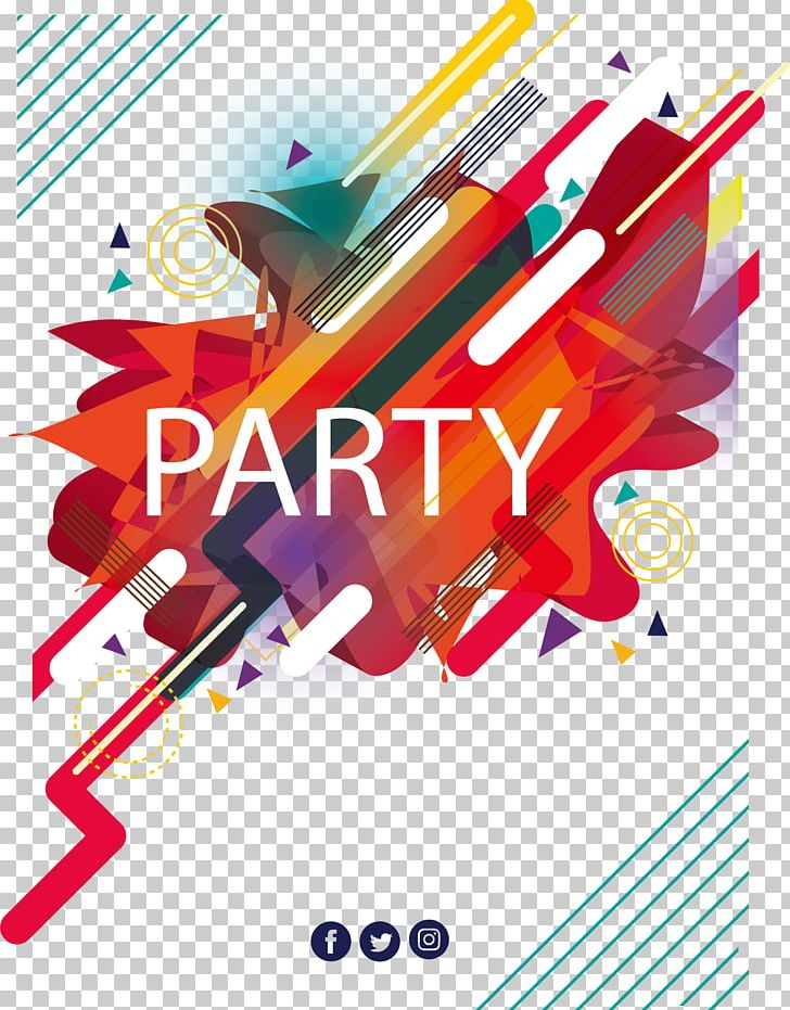 Party Poster Music Festival PNG, Clipart, Abstract