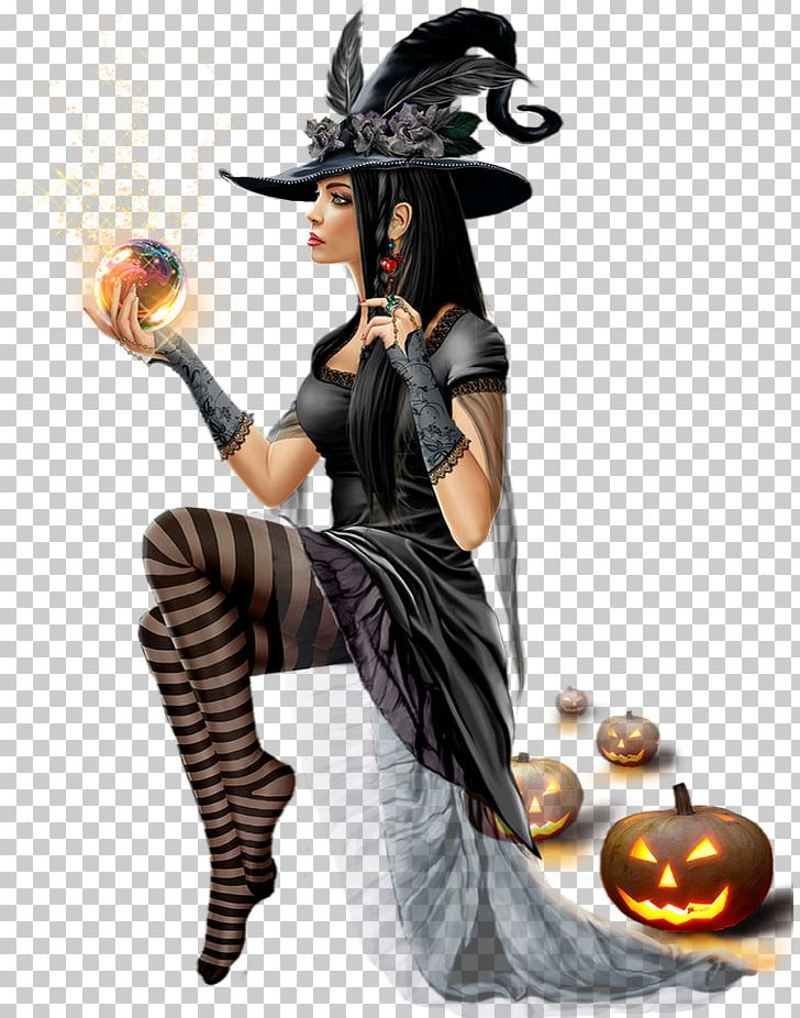 Witchcraft Ghost Halloween PNG, Clipart, Black Magic, Costume, Demon, Fantasy, Female Free PNG Download