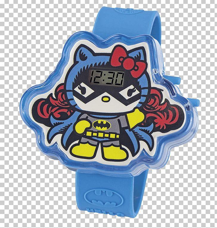 Hello Kitty Batman Batwoman Green Lantern McDonald's PNG, Clipart,  Free PNG Download
