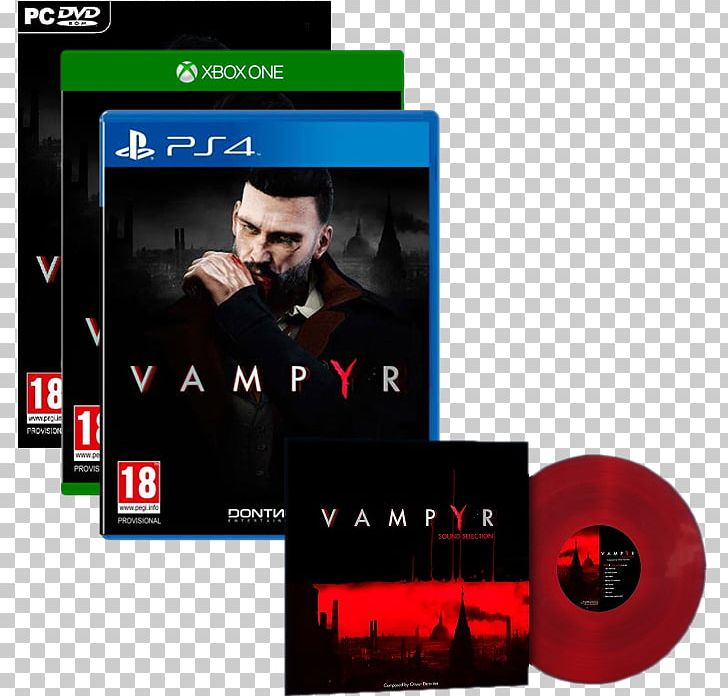 Vampyr Detroit: Become Human Focus Home Interactive PlayStation 4