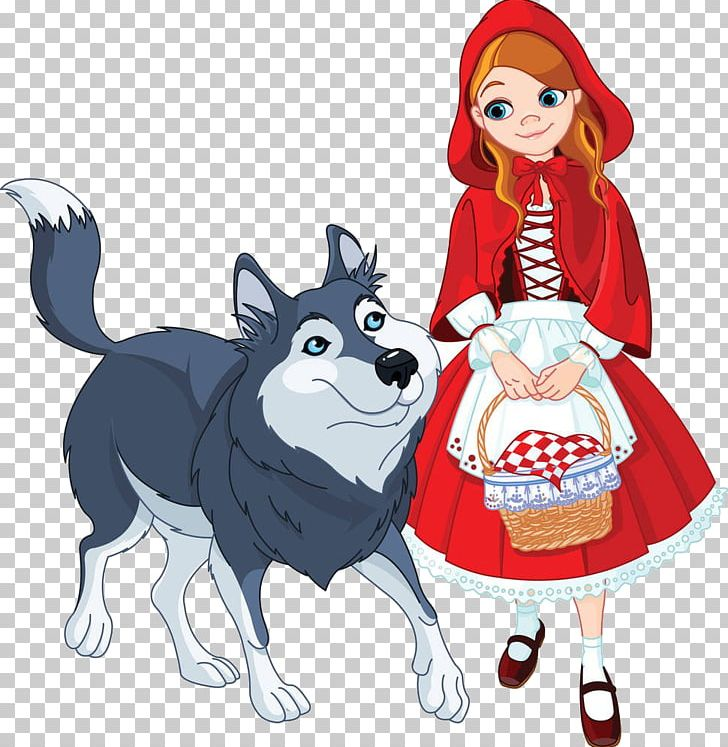 Big Bad Wolf Little Red Riding Hood PNG, Clipart, Animals ...