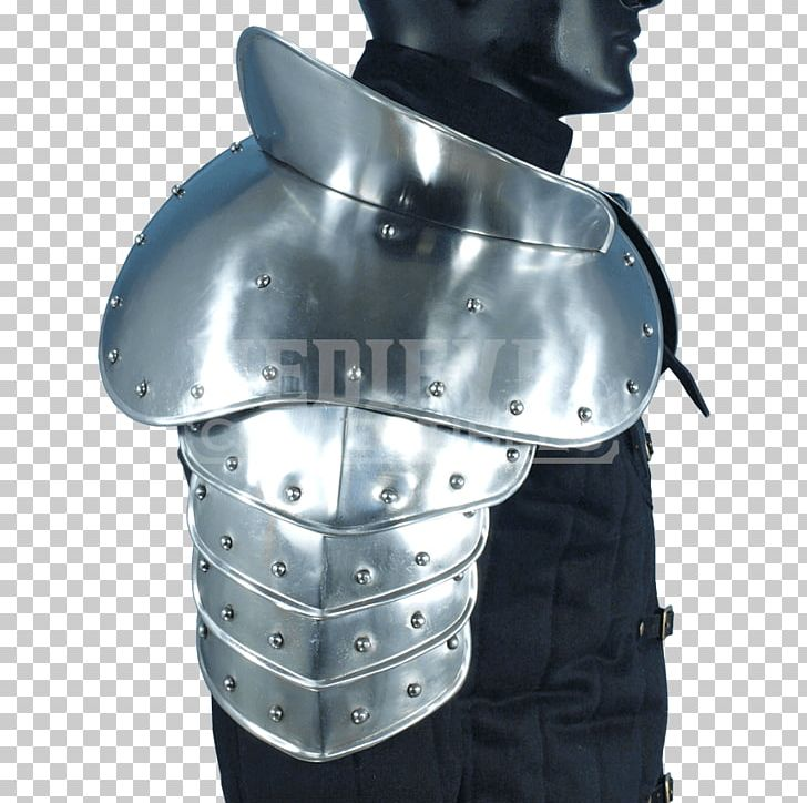 Middle Ages Plate Armour Pauldron Shoulder PNG, Clipart, Arm, Armour, Body Armor, Breastplate, Components Of Medieval Armour Free PNG Download