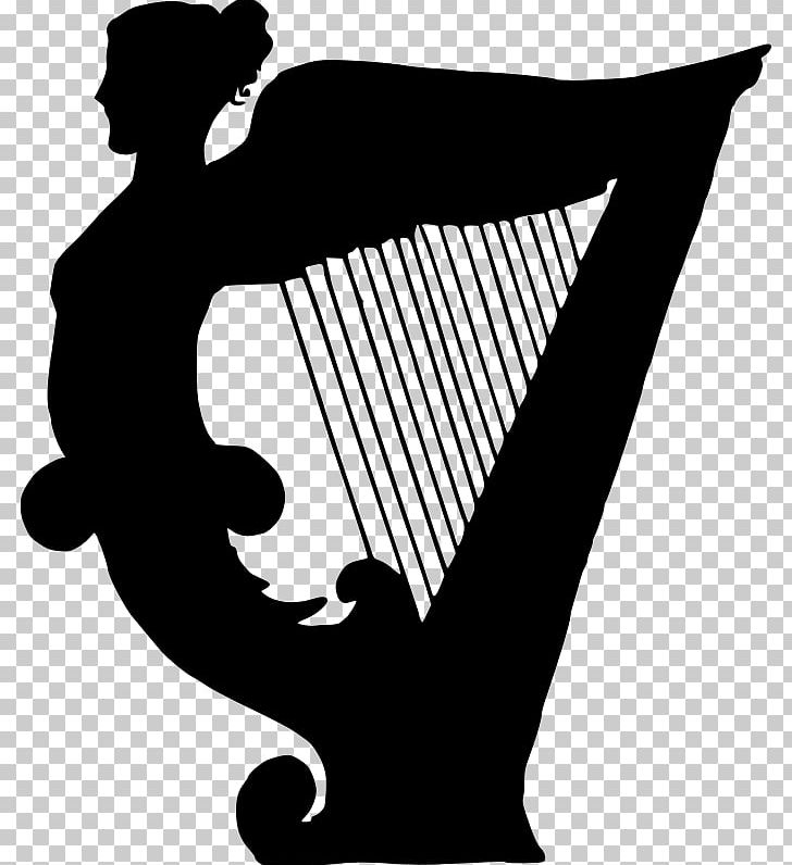 Celtic Harp String Instruments Musical Instruments PNG, Clipart, Art, Bandura, Black And White, Cartoon, Cello Free PNG Download