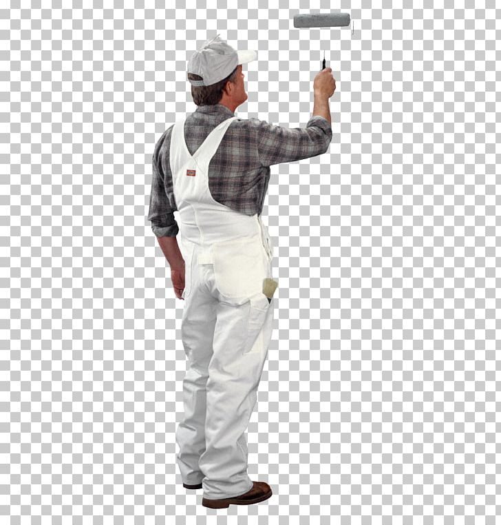 House Painter And Decorator Painting Wall Png Clipart Art