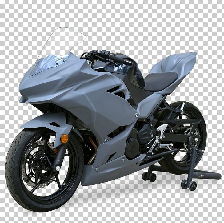 Kawasaki Ninja 400 Motor Vehicle Tires Kawasaki Motorcycles PNG