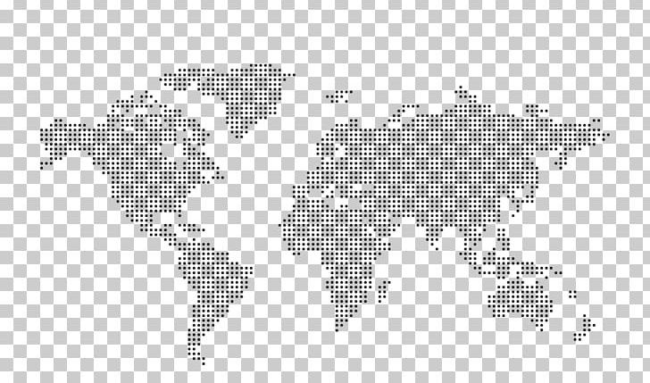 World Map Globe Graphics PNG, Clipart, Black And White, Carte Du Monde, Diagram, Dotted, Flat Earth Free PNG Download