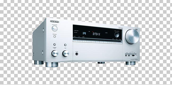 7 2 AV Receiver Onkyo 7 2x165 Dolby Atmos ONKYO TX-NR575 65W