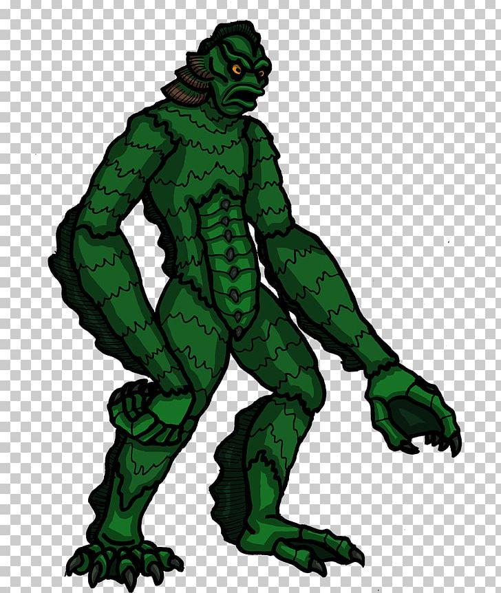 Gill-man Monster Slenderman Horror PNG, Clipart, Art, Character, Deviantart, Digital Art, Fantasy Free PNG Download