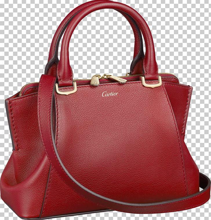 Handbag Cartier Tote Bag Leather PNG, Clipart, Accessories, Backpack, Bag, Bracelet, Brand Free PNG Download
