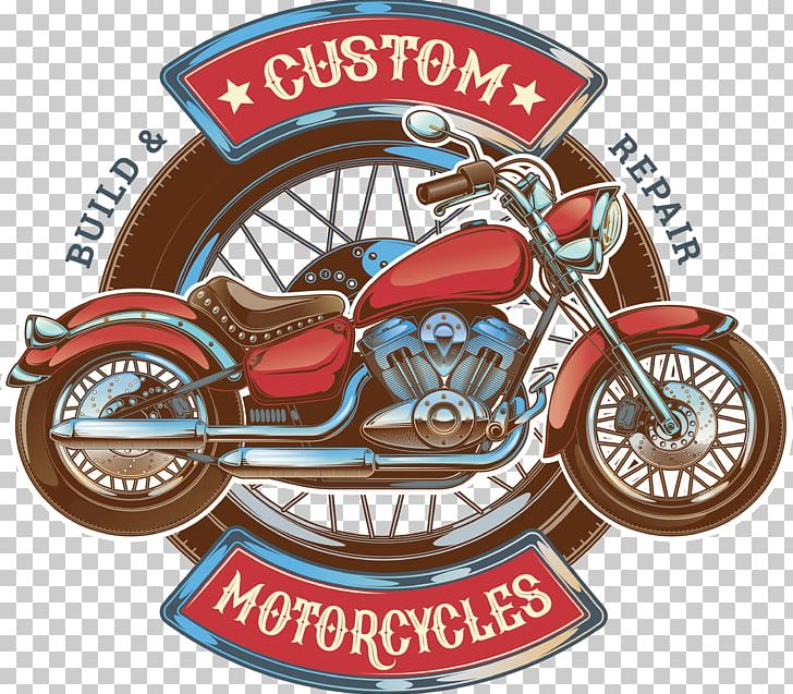 Motorcycle Car Scooter Logo Png Clipart Automobile Repair Shop