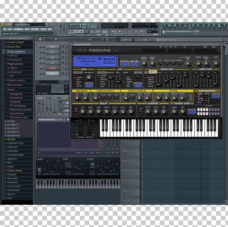 FL Studio -Line Virtual Studio Technology Computer Software Keygen