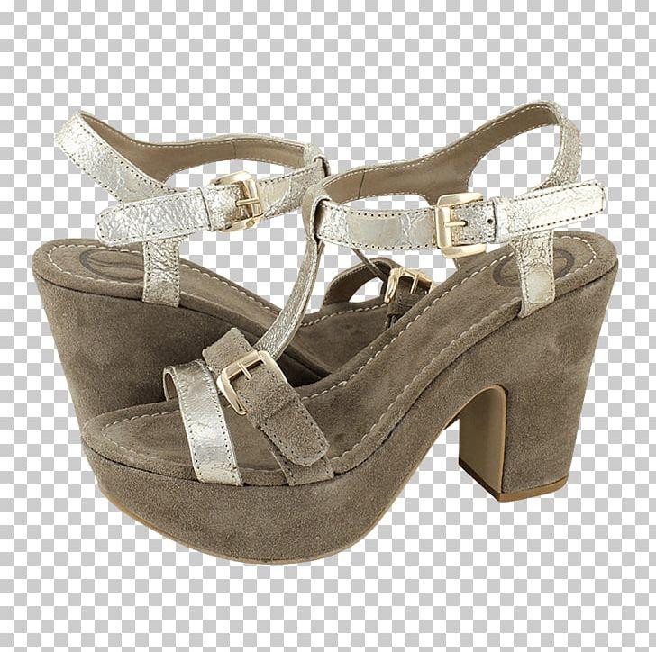 Slide Suede Shoe Sandal Beige PNG, Clipart, Basic Pump, Beige, Fashion, Footwear, Outdoor Shoe Free PNG Download