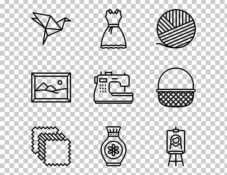 Hobby Computer Icons Png Clipart Angle Area Black Black And White Brand Free Png Download