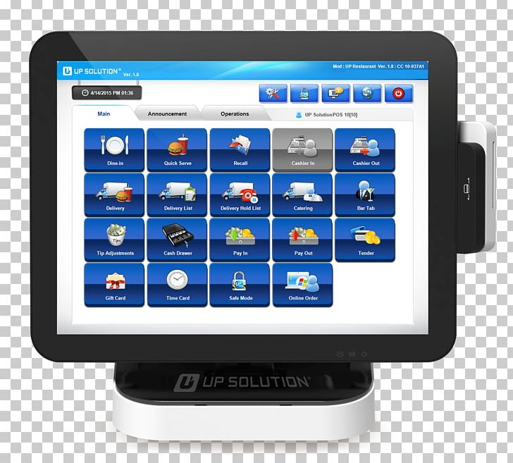 Point Of Sale POS Solutions Sintel Systems Sales Computer