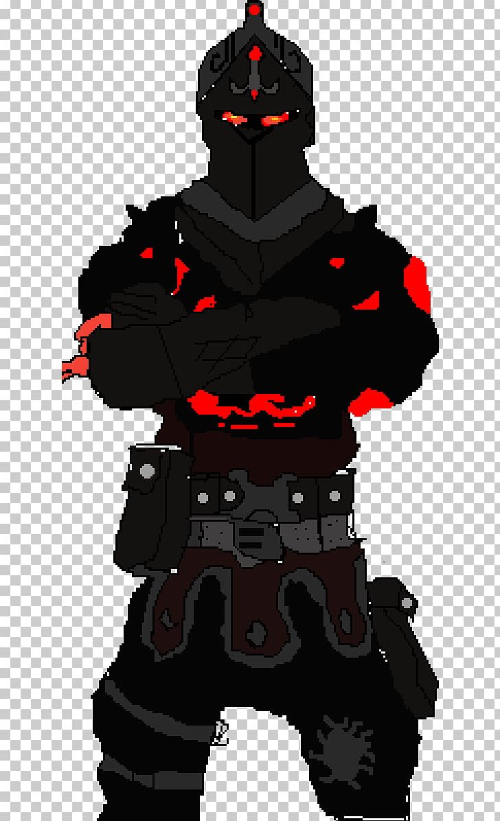 Fortnite Battle Royale Black Knight Drawing Png Clipart
