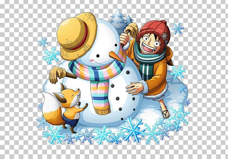 Monkey D. Luffy One Piece Treasure Cruise Roronoa Zoro Tony Tony Chopper PNG, Clipart, Art, Cartoon, Character, Christmas, Christmas Ornament Free PNG Download