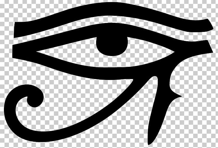 Ancient Egypt Eye Of Horus Eye Of Ra Symbol PNG, Clipart, Ancient Egypt, Ancient Egyptian Deities, Ancient Egyptian Religion, Black, Black And White Free PNG Download