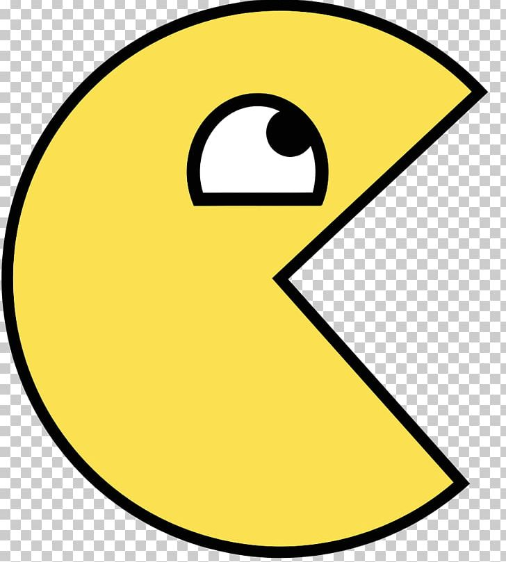 Smiley Emoticon Pac-Man PNG, Clipart, Angle, Area, Circle, Emoticon