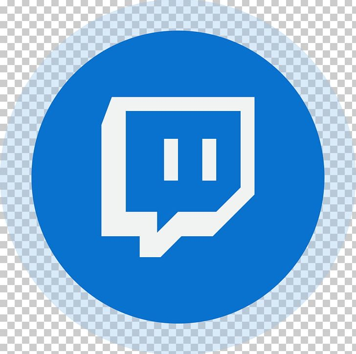 Twitch.tv Streaming Media Computer Icons Mobile App Live Streaming PNG, Clipart, Blue, Brand, Circle, Computer Icons, Electric Blue Free PNG Download