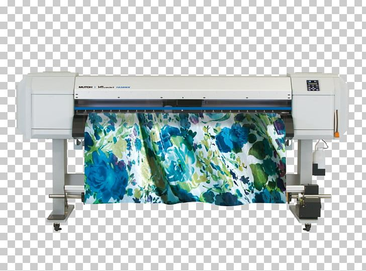 Dye-sublimation Printer Wide-format Printer Printing Mutoh Europe Nv
