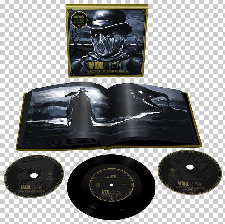 Outlaw Gentlemen & Shady Ladies Volbeat Beyond Hell/Above