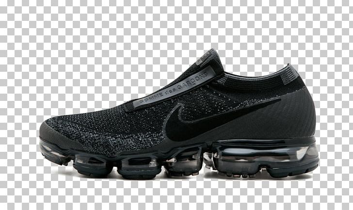 best website 0f723 f2338 Nike Comme Des Garçons X Air VaporMax FK Womens Sneakers PNG ...