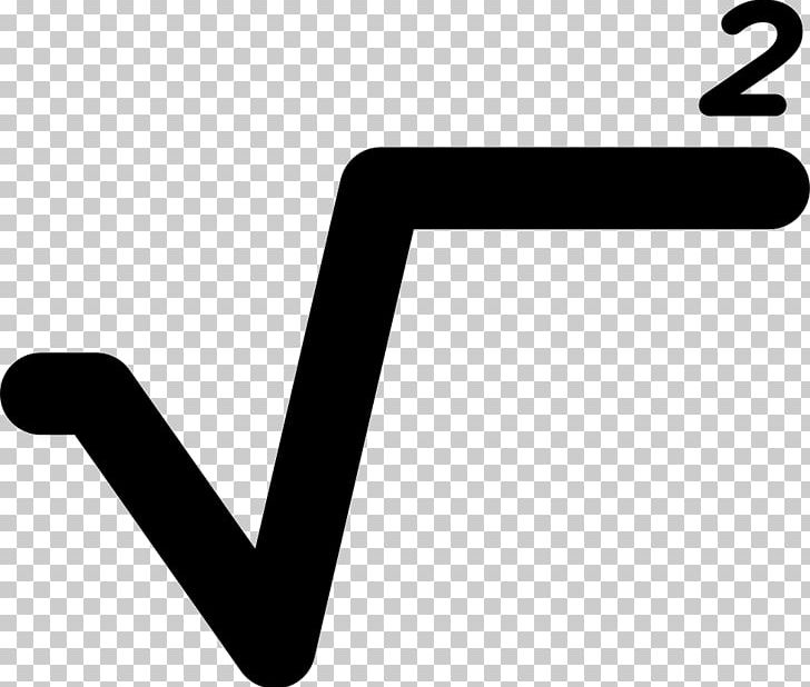Square Root Radical Symbol Mathematics Nth Root PNG, Clipart, Angle