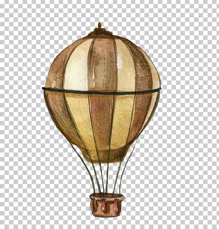 Steampunk Euclidean Flat Design Illustration PNG, Clipart, Air Balloon, Air Vector, Art, Balloon, Balloon Border Free PNG Download