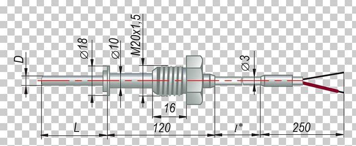 Thermocouple Sensor Датчик температури Scale Of Temperature