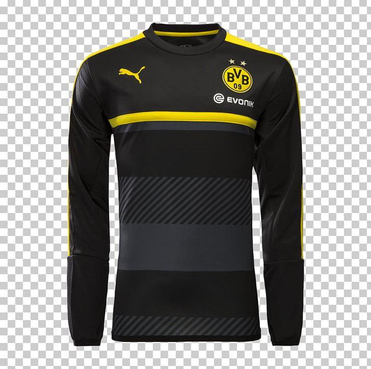 Tracksuit Borussia Dortmund T-shirt La Liga Bundesliga PNG, Clipart, Active Shirt, Black, Borussia Dortmund, Brand, Bundesliga Free PNG Download