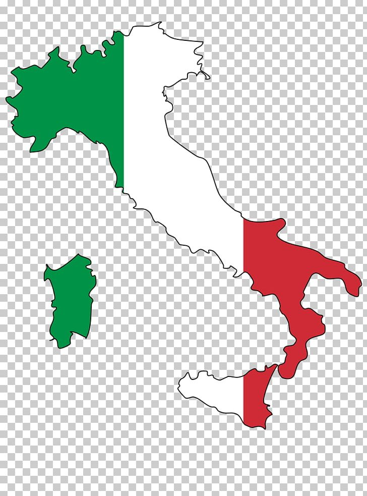 Flag Of Italy Italian Cuisine Map PNG, Clipart, Area, Fictional Character, Flag, Flag Of Italy, Germany Map Free PNG Download
