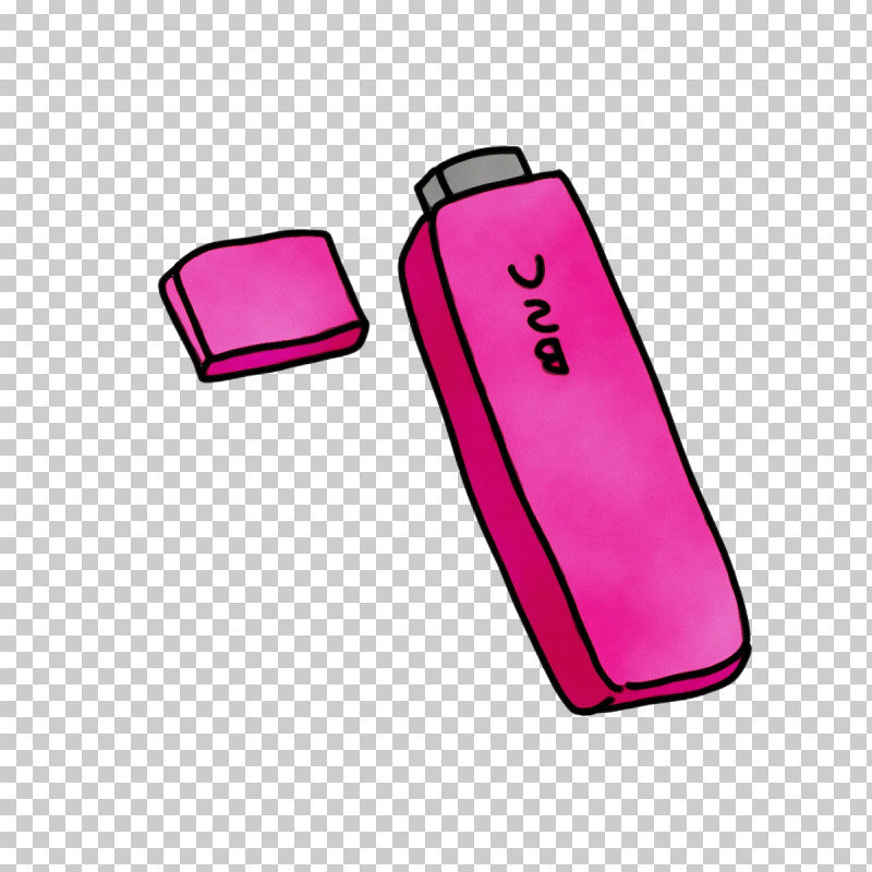 Mobile Phone Case Mobile Phone Accessories Usb Flash Drive Pink M Rectangle PNG, Clipart, Computer Cartoon, Flash Memory, Iphone, Mobile Phone, Mobile Phone Accessories Free PNG Download