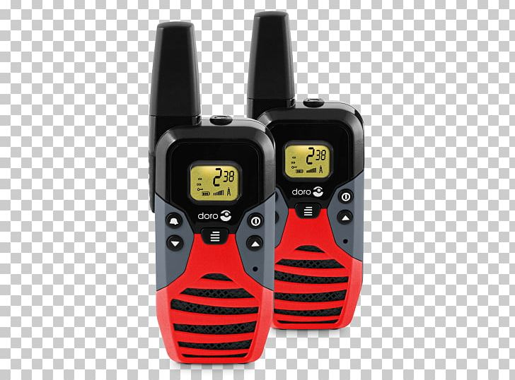 Two-way Radio Walkie-talkie Greenlee Blade PMR446 Mobile Phones PNG, Clipart, Communication Device, Doro, Electronic Device, Electronics, Electronics Accessory Free PNG Download