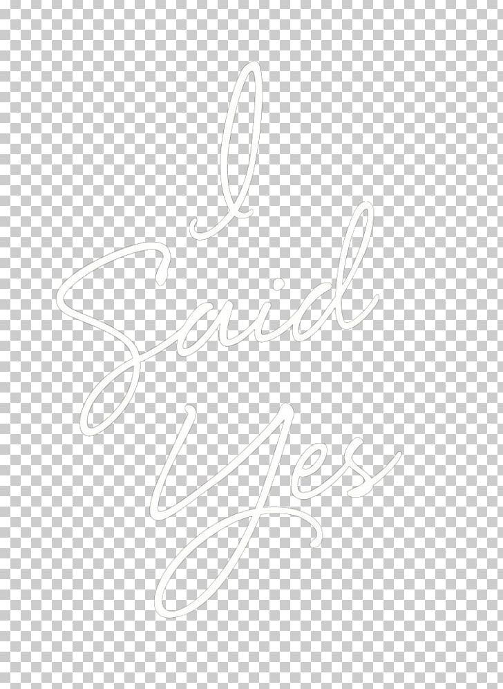 White PNG, Clipart, Angle, Black, Black And White, Drawing, I Said Yes Free PNG Download
