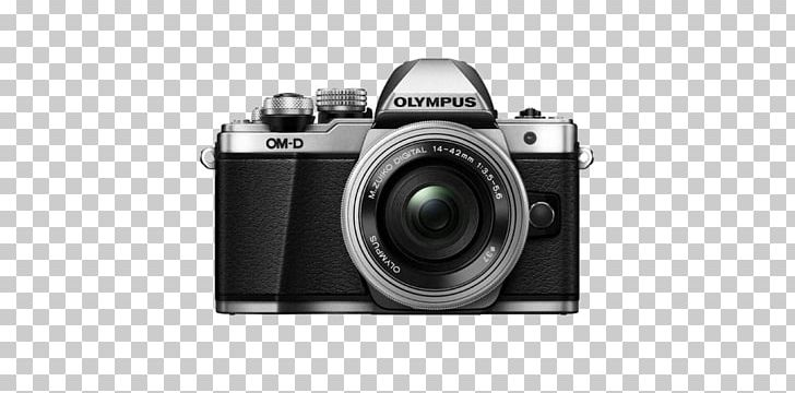Olympus OM-D E-M10 Olympus OM-D E-M5 Mark II Olympus M.Zuiko Wide-Angle Zoom 14-42mm F/3.5-5.6 Camera PNG, Clipart, Camera, Camera Lens, Olympus, Olympus Om D, Olympus Omd Free PNG Download