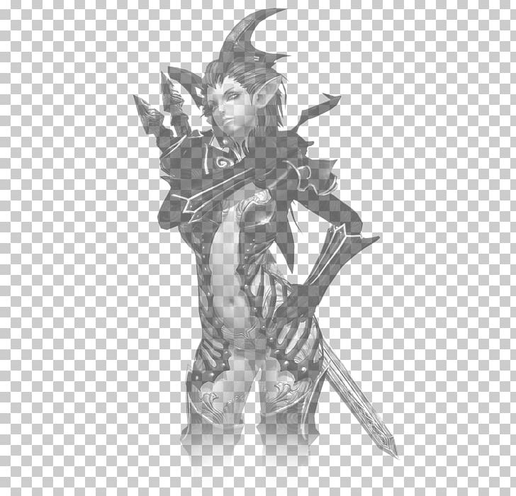 TERA Video Game Wiki PNG, Clipart, Armour, Black And