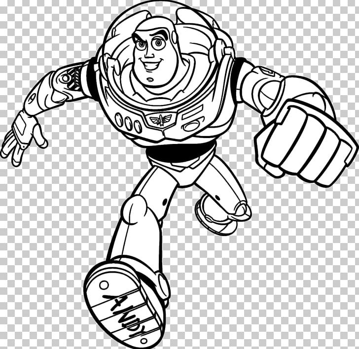 Coloring Book Child Toy Story The Walt Disney Company Drawing PNG ...