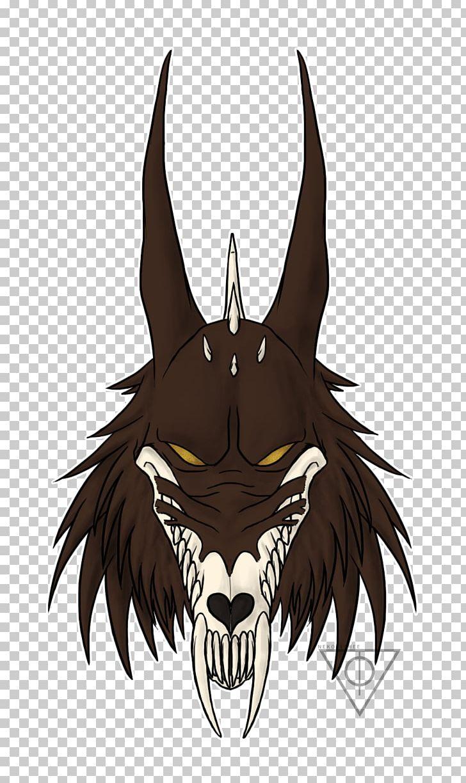 Demon Illustration Snout Cartoon Legendary Creature PNG, Clipart, Bone, Cartoon, Demon, Fantasy, Fictional Character Free PNG Download