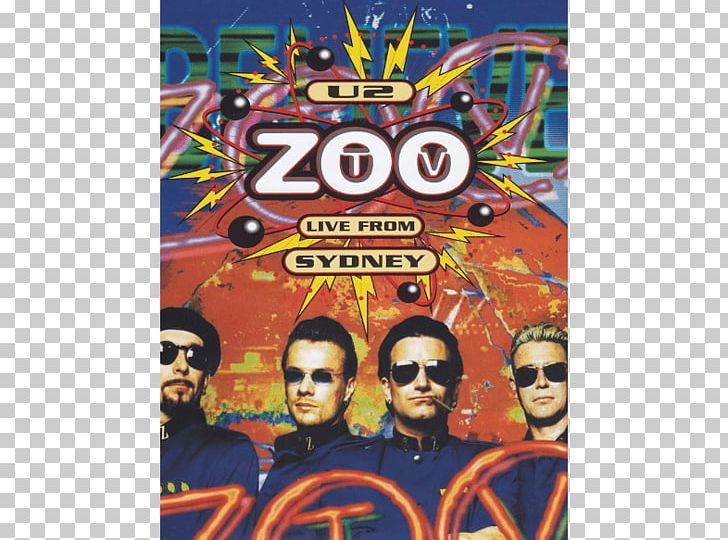 Zoo TV Tour Zoo TV: Live From Sydney Zoo TV Live U2 ZooTV Live From