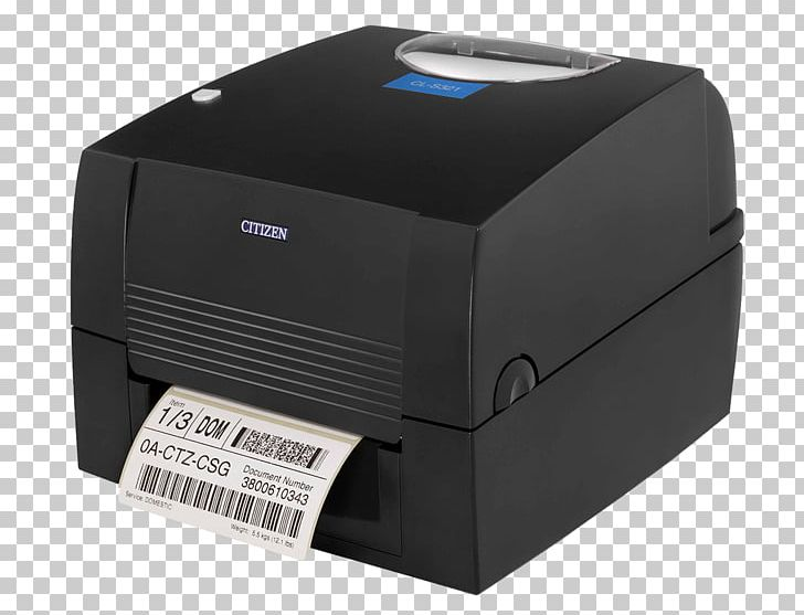 Thermal-transfer Printing Label Printer Barcode Printer PNG