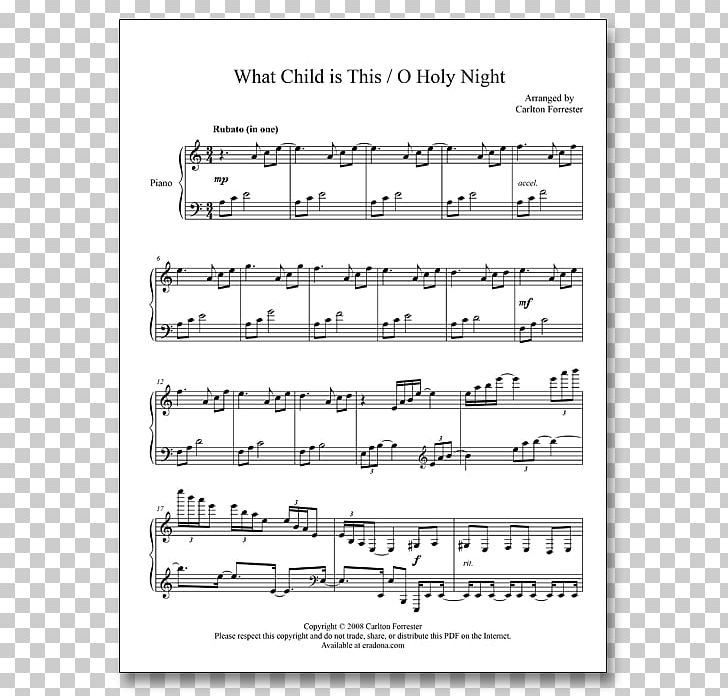 Piano Christmas Music.Sheet Music Piano Christmas Music Musical Note Png Clipart