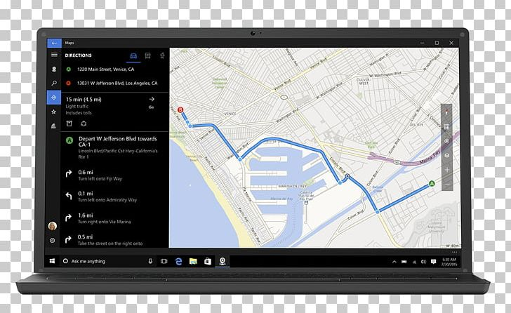 Windows 10 Map Android Microsoft PNG, Clipart, Android