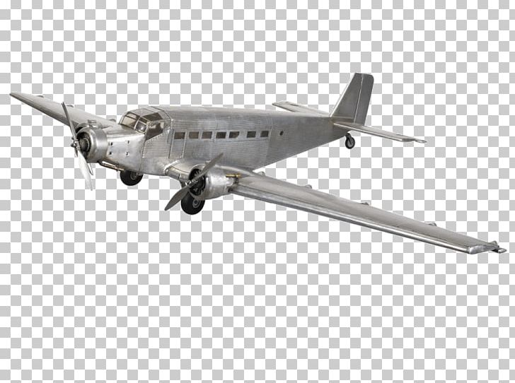 Junkers Ju 52 Ford Trimotor Airplane Model Aircraft PNG