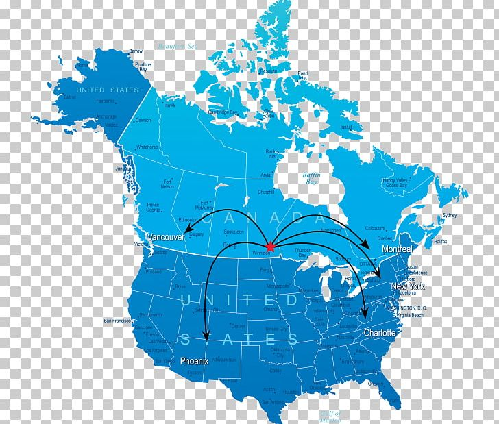 United States Road Map Canada Map PNG, Clipart, Area, Canada ...