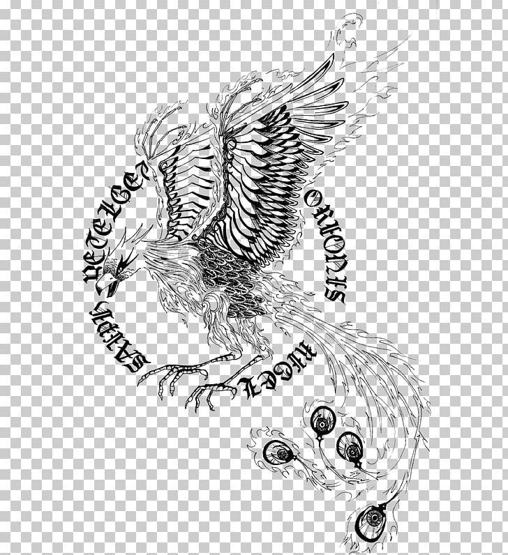 Tattoo Line Art Phoenix Visual Arts Sketch Png Clipart Arm