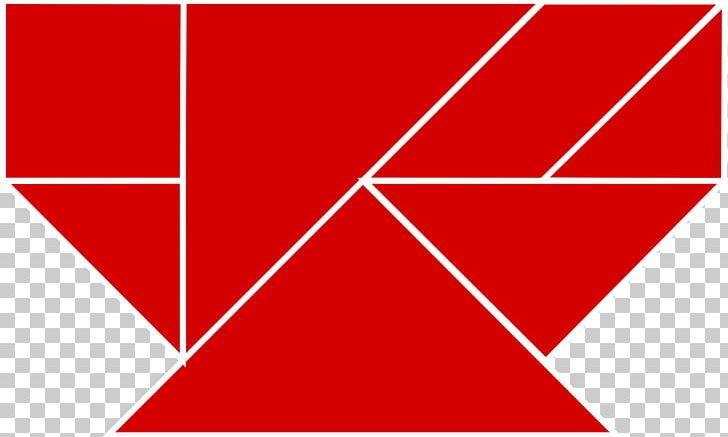 Tangram Jigsaw Puzzles Mathematical Game Geometric Shape PNG