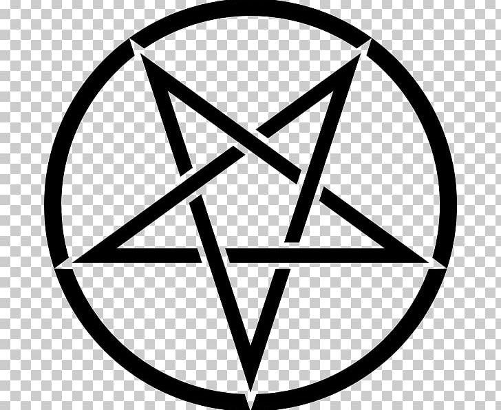 Church Of Satan Pentagram Pentacle Satanism Sigil Of Baphomet PNG, Clipart, Angle, Area, Baphomet, Black And White, Church Of Satan Free PNG Download