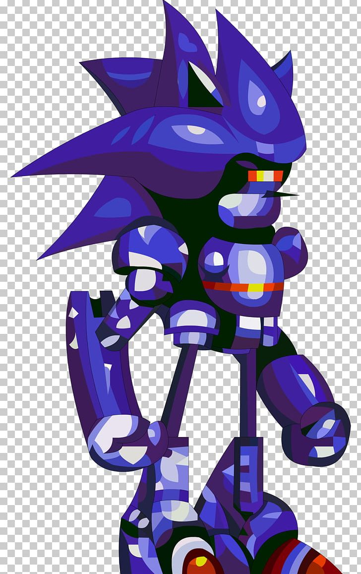 Sonic The Hedgehog 3 Sonic & Knuckles Metal Sonic Tails